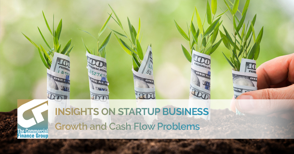 Insights on Startup Business Growth and Cash Flow Problems