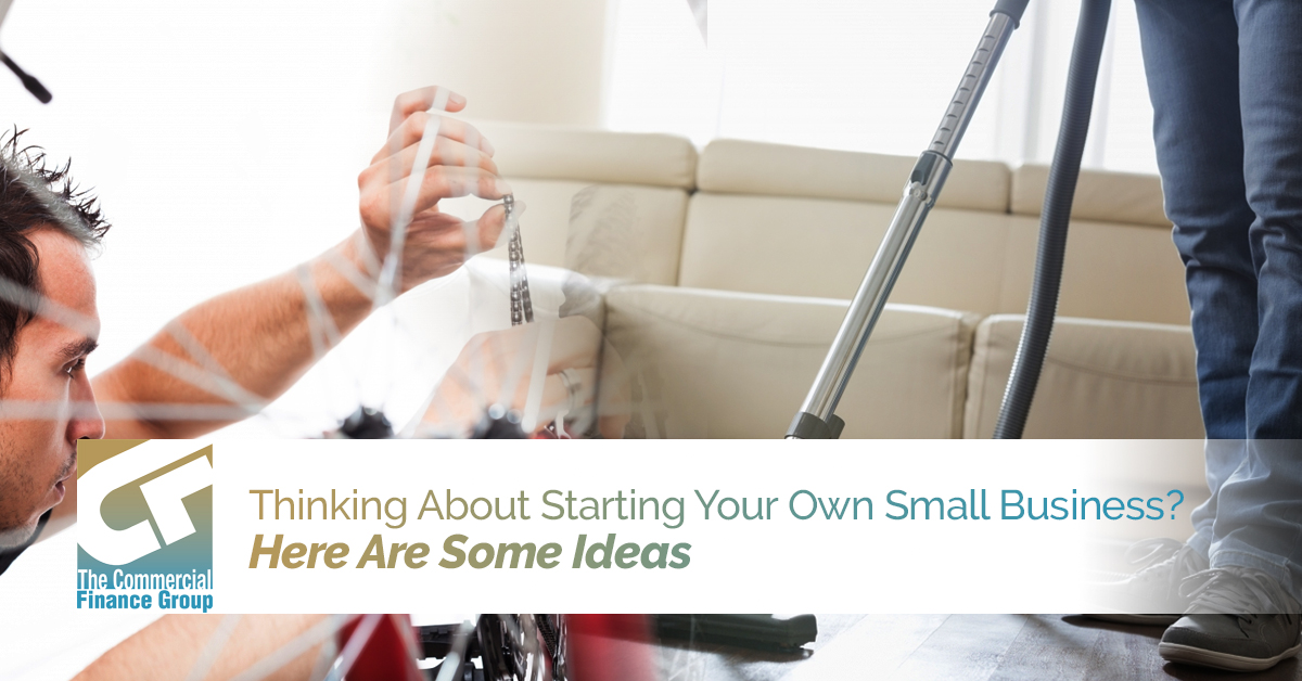 Thinking About Starting Your Own Small Business