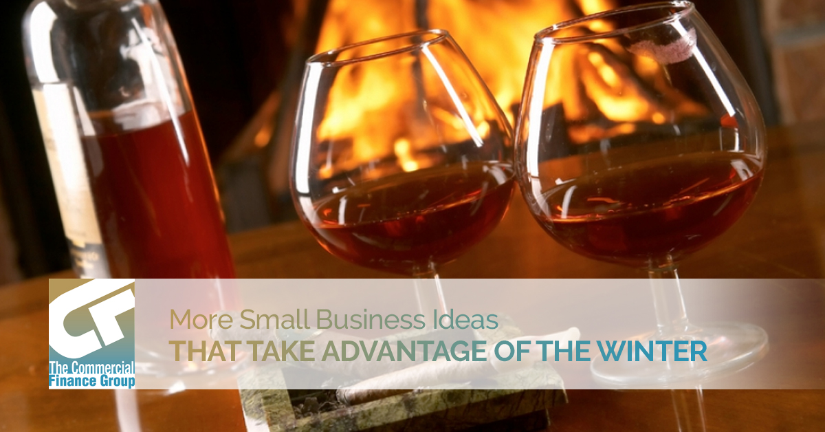 More Small Business Ideas That Take Advantage Of The Winter