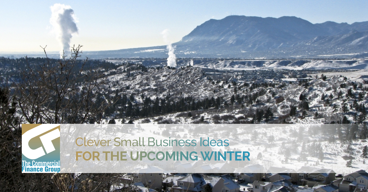 Clever Small Business Ideas For The Upcoming Winter