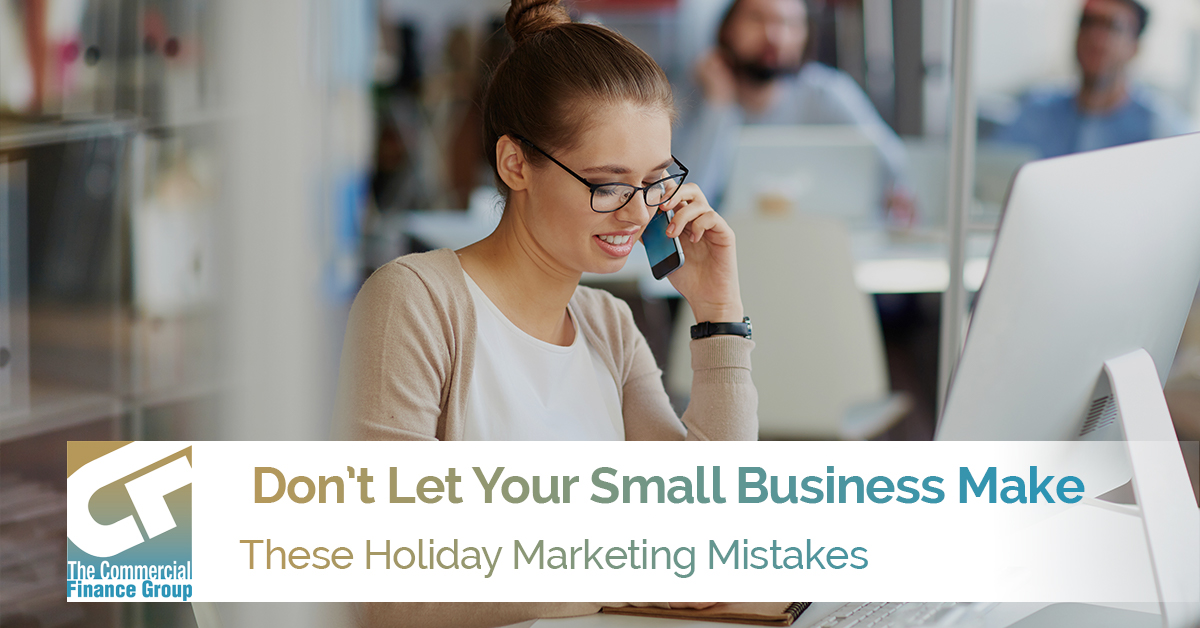 These Holiday Marketing Mistakes