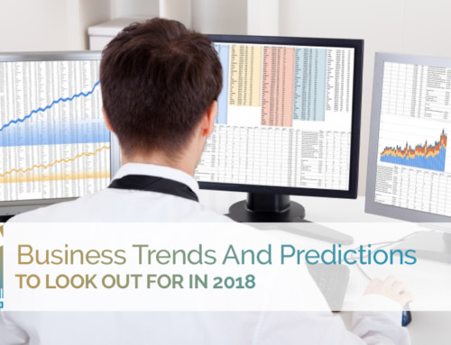 Business Trends And Predictions To Look Out For In 2018