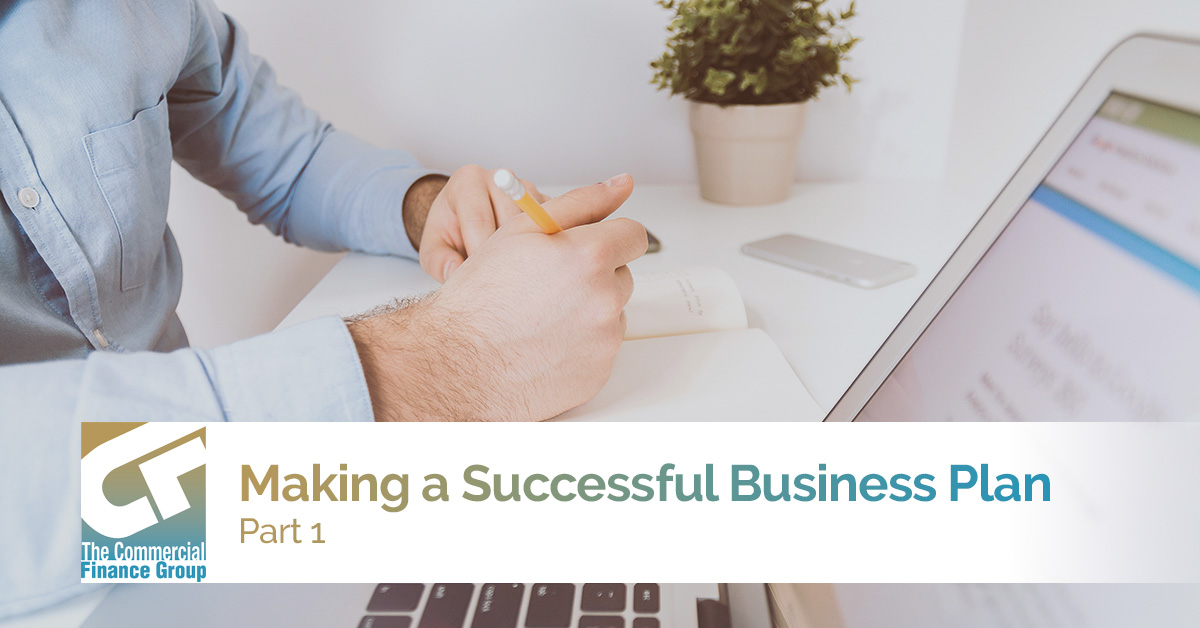 Making A Successful Business Plan Part 1