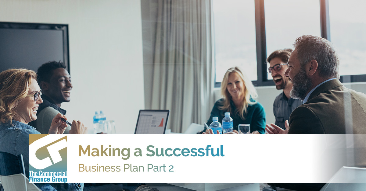 Making A Successful Business Plan 2