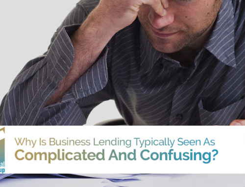 Why Is Business Lending Typically Seen As Complicated And Confusing?