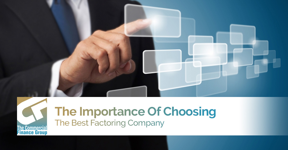 Invoice Factoring The Importance Of Choosing The Best Factoring Company - Is invoice factoring a good idea
