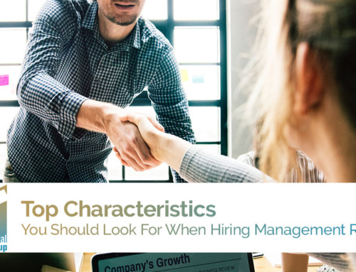 Top Characteristics You Should Look For When Hiring Management Roles