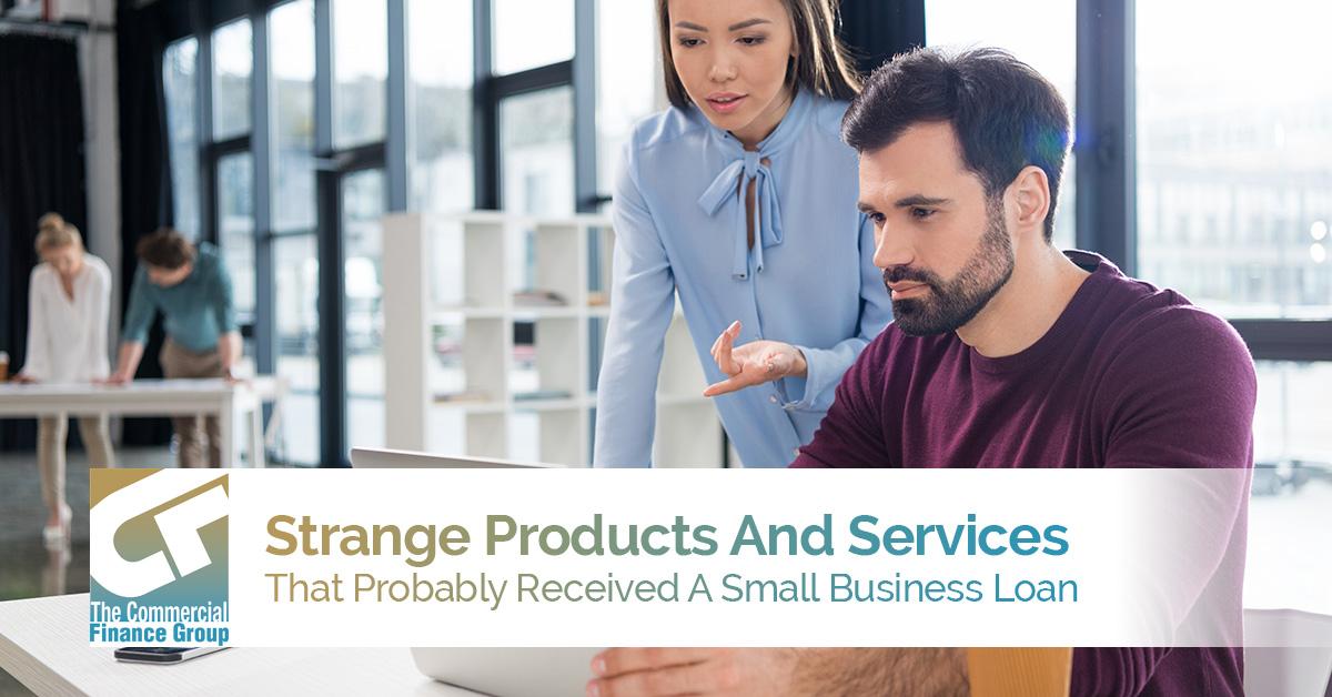 Small Business Loans Atlanta: Strange But Successful Businesses