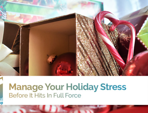 Manage Your Holiday Stress Before It Hits In Full Force