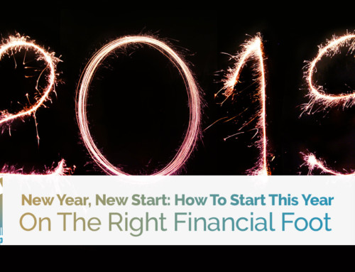 New Year, New Start: How To Start This Year On The Right Financial Foot